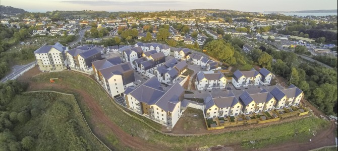Residential Development at Beechfield Avenue, Torquay, Devon