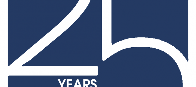 25 years of Excellence…