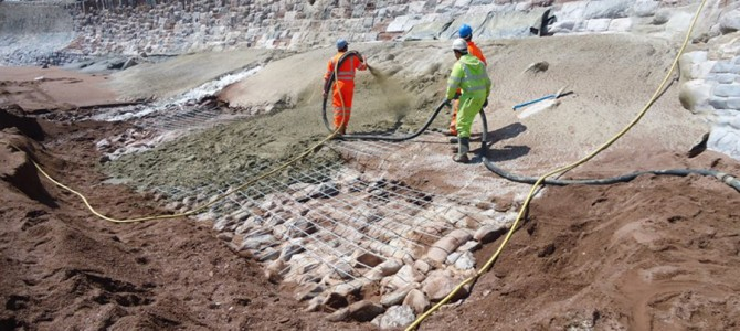 Remedial Works to Livermead Sea Wall, Torquay, Devon