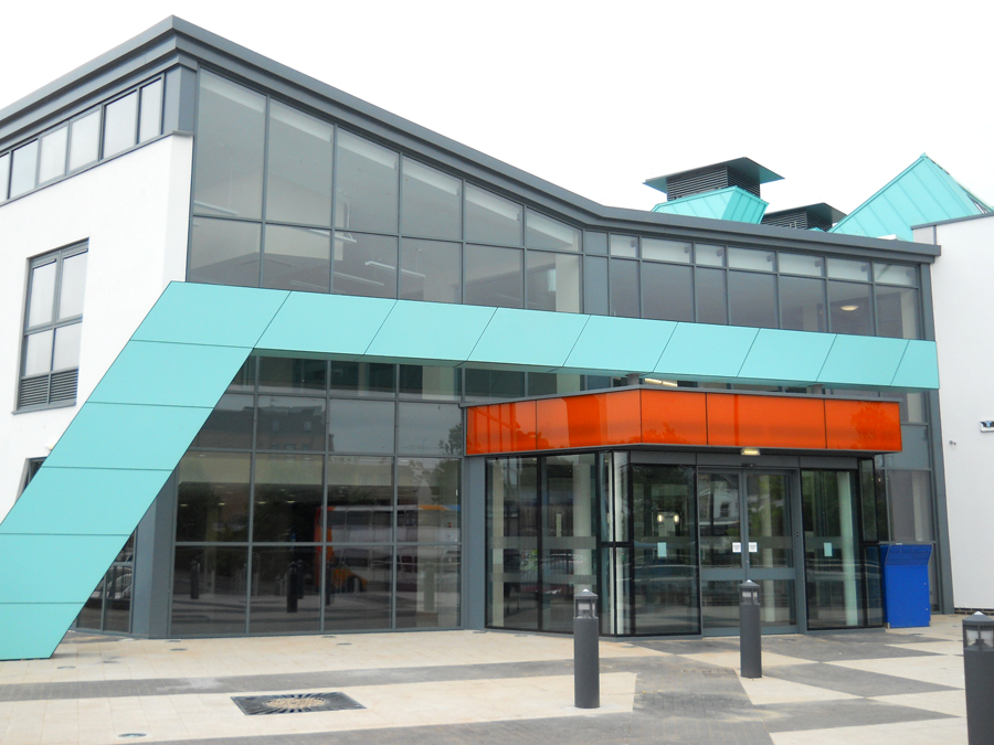 Paignton Library, Paignton 1b