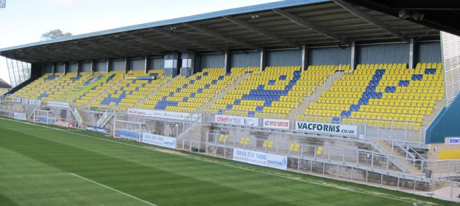 New East Stand & Accommodation Torquay United Football Club, Devon