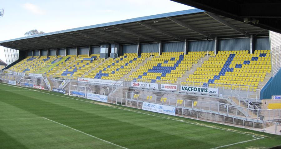 Torquay United Stand, Torquay2b
