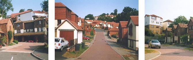 Residential Development at Dolphin Park, Paignton, Devon.