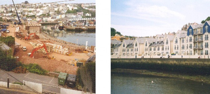 Residential Development at Brixham Marina, Devon