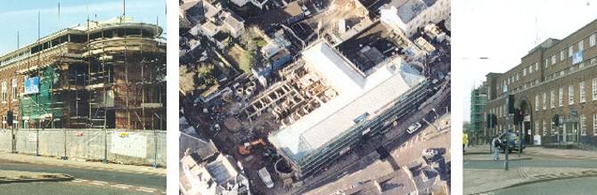Redevelopment & Refurbishment of Torquay Police Station, Devon