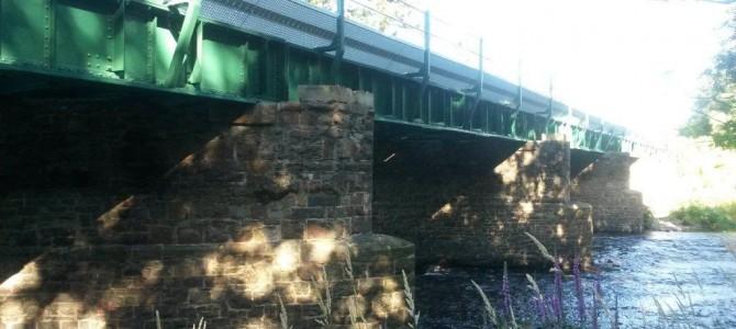 River Taw Viaduct, Umberleigh, North Devon